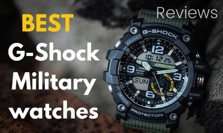Best G-Shock Military watches