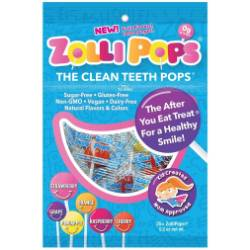 The Clean Teeth Anti cavity Lollipops