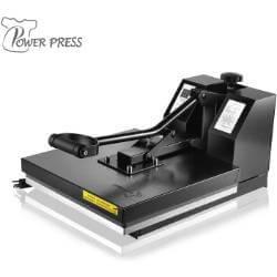PowerPress Industrial-Quality Digital Sublimation