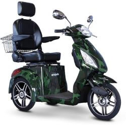 E-Wheelsm 3-Wheels Electric Mobility Scooter